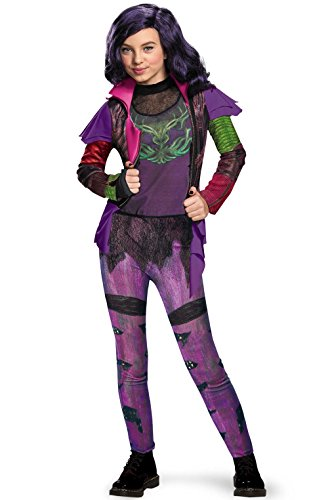 [Descendants Mal Isle Of The Lost Deluxe Child XL Costume] (Deluxe Cow Mask)