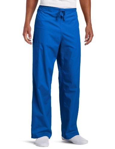 Dickies Big Everyday Unisex Scrub Pants Royal Blue 4X Large