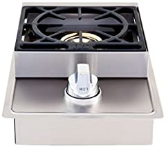 L5631 features: -product type: side burner -distressed: no. Dimensions: -overall height - top to bottom:5.75 -Overall width - side to side:12.5 -Overall depth - front to back:20.5 -Overall product weight:21.