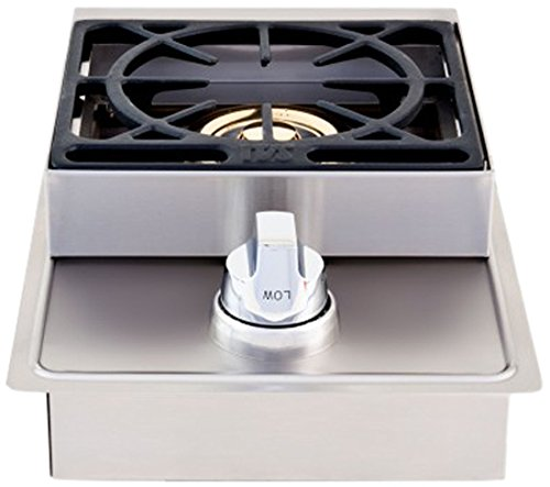 bbq island cover with side burner - 7