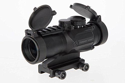 Primary Arms 3X Compact Prism Riflescope - ACSS 5.56 Reticle PAC3X-ACSS-5.56 by Primary Arms