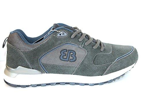 BRÜTTING Dynamic Deporte y Ocio Zapatos unidad Unisex Gris Talla 42