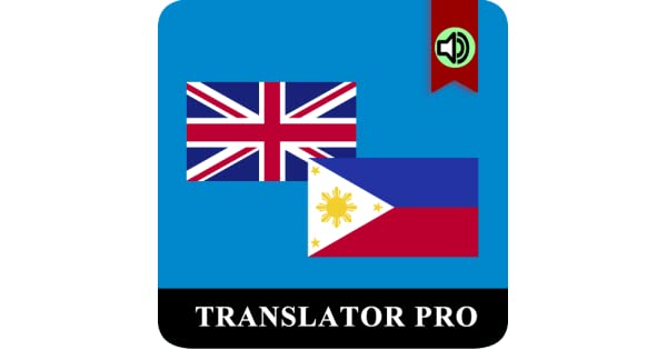 Amazon com: Filipino English Translator Pro: Appstore for Android