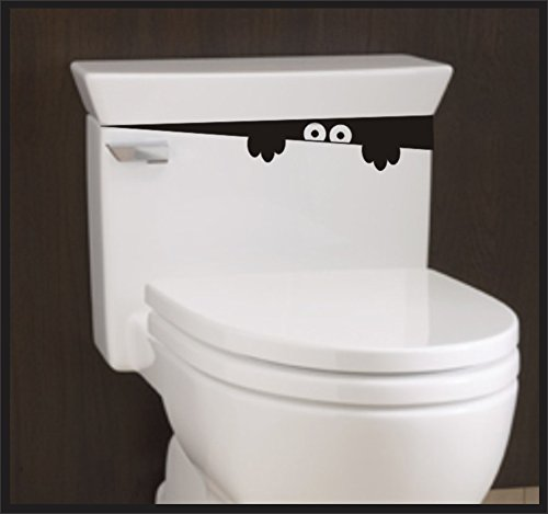 toilet monster