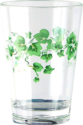 8 Ounce Acrylic Juice (Corelle Coordinates Callaway 8-Ounce Acrylic Glass, Set of 6)
