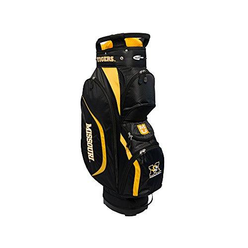 Team Golf NCAA Clubhouse Cart Bag, Missouri by Team Golf