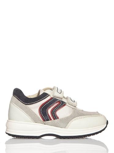 Geox Zapatillas Happy Blanco / Rojo