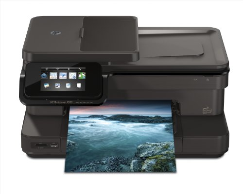 Hewlett Packard Hp Photosmart 7520 Multifunction Colour Ink Printer E-All-In-One Wireless