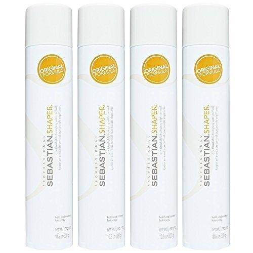 (4 Pack Professional Shaper Hairspray 10.6 oz)