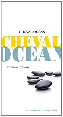 Cheval océan par Servant