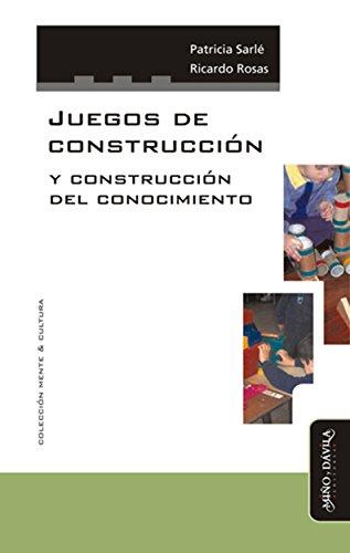 Juegos de construcción y construcción del conocimiento  (Spanish Edition)