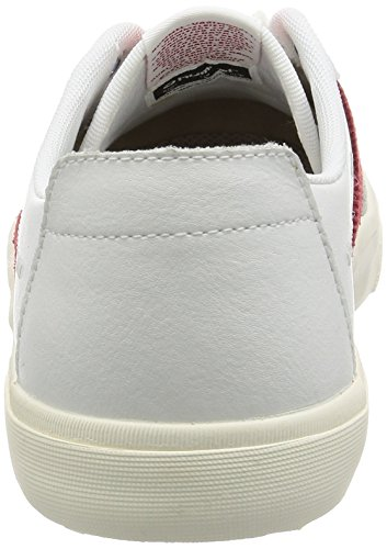 Bianco Hummel Stockholm Low Sneaker Unisex InvwSR