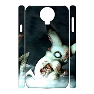 Pokemon Pikachu Zombie DIY 3D Case Cover for SamSung Galaxy S4 I9500 LMc-73400 at LaiMc