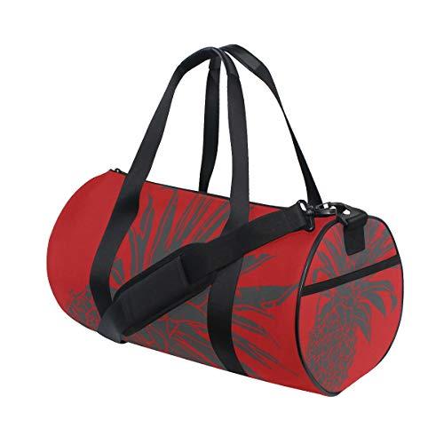 Large Duffel Bag Sports Bag Gym Bag for Women and Men - Pine