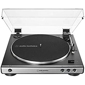 6794d59e0f Amazon.com  Audio-Technica AT-LP60 Fully Automatic Belt-Drive Stereo ...