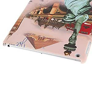 CeeMart Statue of Liberty Pattern Hard Case for iPad by ruishername