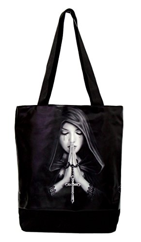 NEW ANN STOKES DRAGON FAIRY ART, TOTE BAG**YOUR CHOICE OF ART** BY ACK (GOTHIC PRAYER)