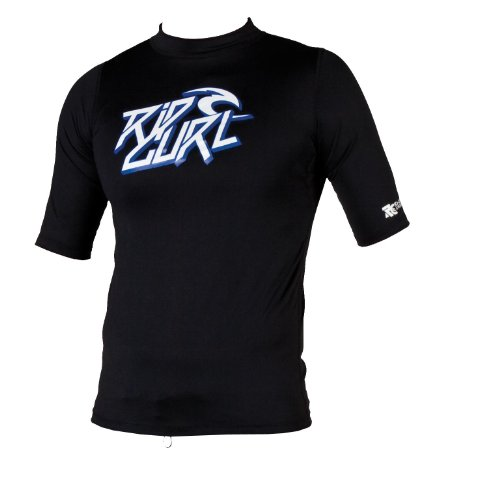 Rip Curl Classic Short Sleeve Slash Rash Guard