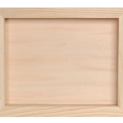 Bulk Buy: Darice DIY Crafts Wood Shadow Box 8.5 x 11 x 1.75 inches (4-Pack) 97823 (Shadow Box Crafts)