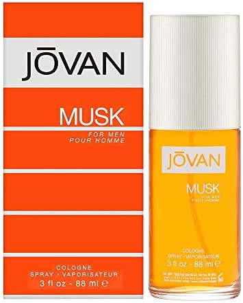 Coty Jovan Musk for Men By 3 Oz Cologne Spray, 3 Oz