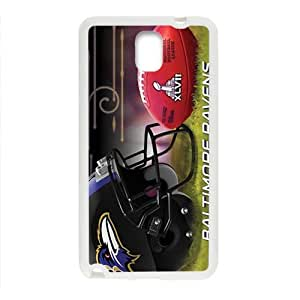 Super Bowl XLVII baltimore ravens Cell Phone Case for Samsung Galaxy Note3