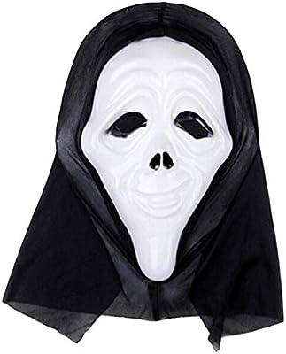 KIRALOVE Máscara de Grito para Disfraz - Monstruo - Disfraces de ...