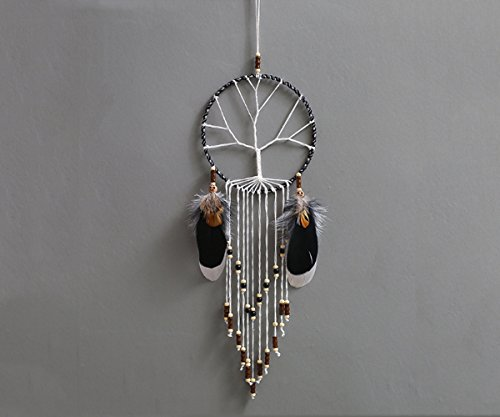 Handmade Dream Catcher For Kids Indian Wall Hanging Home and Garden Decor Ornament Craft
