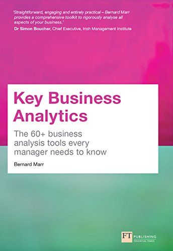 Key Business Analytics: The 60+ Business Analysis Tools Every Manager Needs To Know