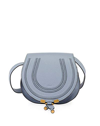 eabfcefebe Chloe Marcie Small Leather Crossbody Bag made in Spain: Handbags ...