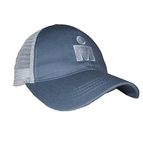 IRONMAN Triathlon Gray Trucker Hat -