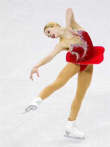 Gracie Gold - USA Women's Figure Skater 24X36 Poster #12