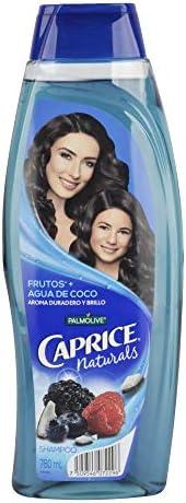 Caprice Naturals Shampoo Frutos y Agua de Coco 760ml
