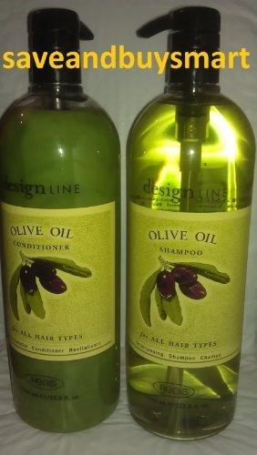 Regis Designline Olive Oil Duo Shampoo 33.8oz and Conditioner33.8oz