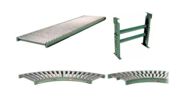 Between Frame 196G-43-3-H10 : 43 In In 10 Ft Conveyor With 3 In Roller Centers Oa Width Length: 10 Ft Mdrc-43-3-10 Roller Center: 3 In In : 46 In Roach Conveyor
