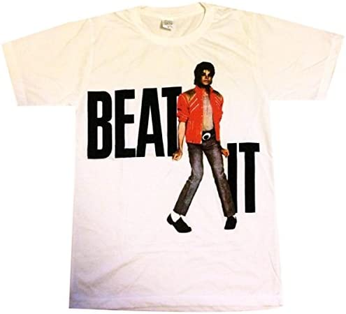 Michael Jackson Beat It T Shirt for Adults