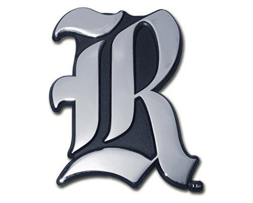 Rice University Emblem by Elektroplate