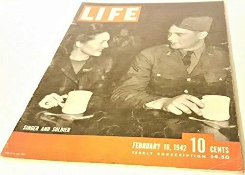 Life Magazine, February 16, 1942