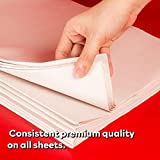XFasten Newsprint Packing Paper Sheets for Moving