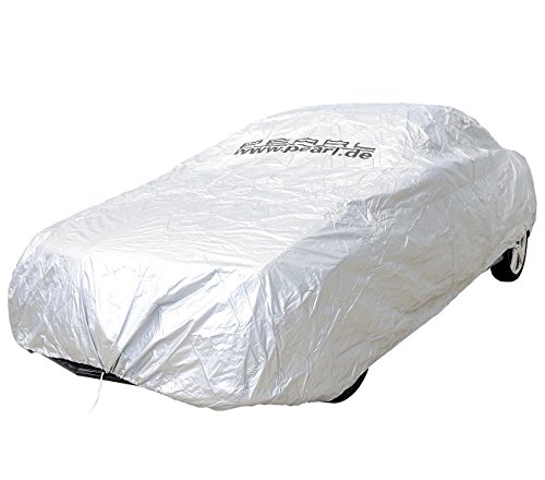 PEARL Premium Auto-Vollgarage Obere Mittelklasse 483x178x119cm