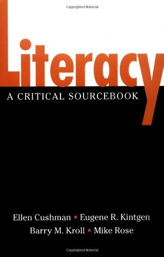 Literacy: A Critical Sourcebook - Mall Bedford Stores