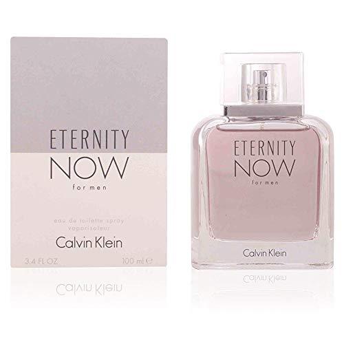 Calvin Klein Eternity for Men Now Eau de Toilette Spray, 3.4 Fl Oz