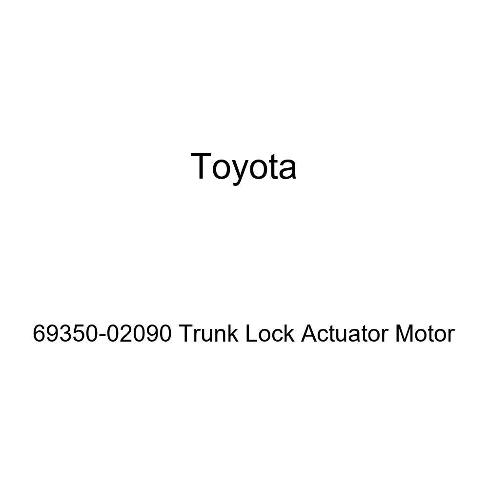 Toyota 69350-02090 Trunk Lock Actuator Motor