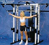 Caribou III Home Gym & Smith Machine - Dip, Preacher Curl, Pec Deck and Cable Crossover Yukon Fitness
