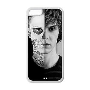 ipad iphone 5c Phone Cases, OHANA Hard TPU Rubber Cover Case for iphone 5c iphone 5c