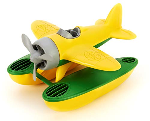 Green Toys Seaplane, Yellow ()
