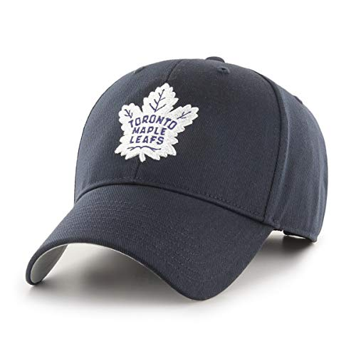 NHL Toronto Maple Leafs OTS All-Star MVP Adjustable Hat, Navy, One Size ()