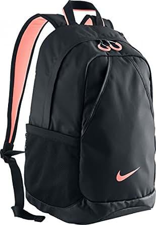 Amazon.com: Nike Varsity Backpack Black/Black/Atomic Pink