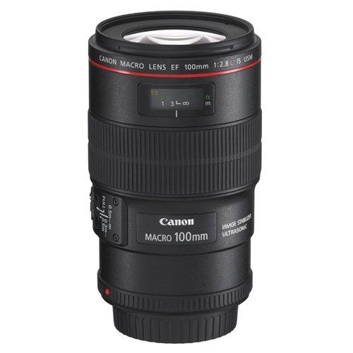 Canon 佳能 EF 100mm f/2.8L IS USM 微距