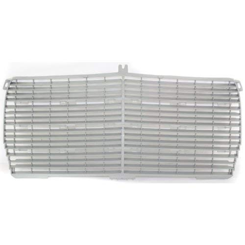 Grille Assembly Compatible with MERCEDES BENZ 280E 1977-1981/300CD 1978-1985 Insert (123) Chassis