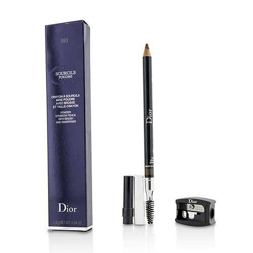 CHRISTIAN DIOR by Christian Dior Sourcils Poudre - # 593 Brown --1.2g/0.04oz for WOMEN ---(Package Of 5) by Dior